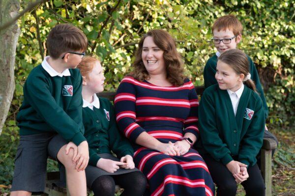 Mrs L Thompson - Head of School at SET Maidstone & Causton