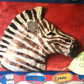 Zebras (Reception)