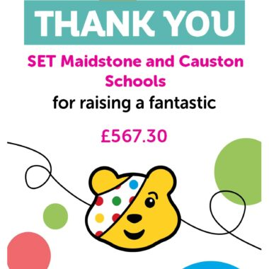 Thank you from Children in Need